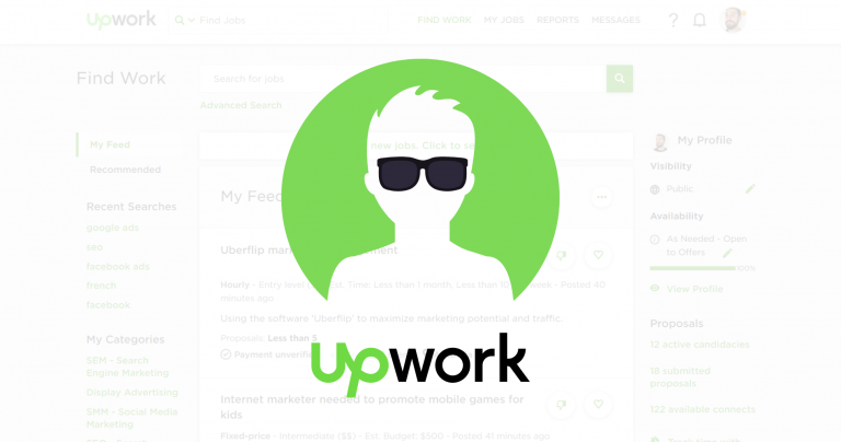 How to write a successful Upwork profile