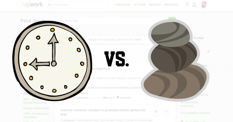 Hourly vs. Fixed-price