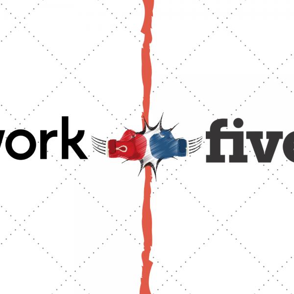 Fiverr or Upwork