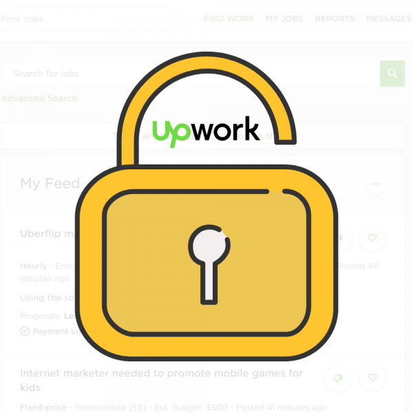Get approved on Upwork